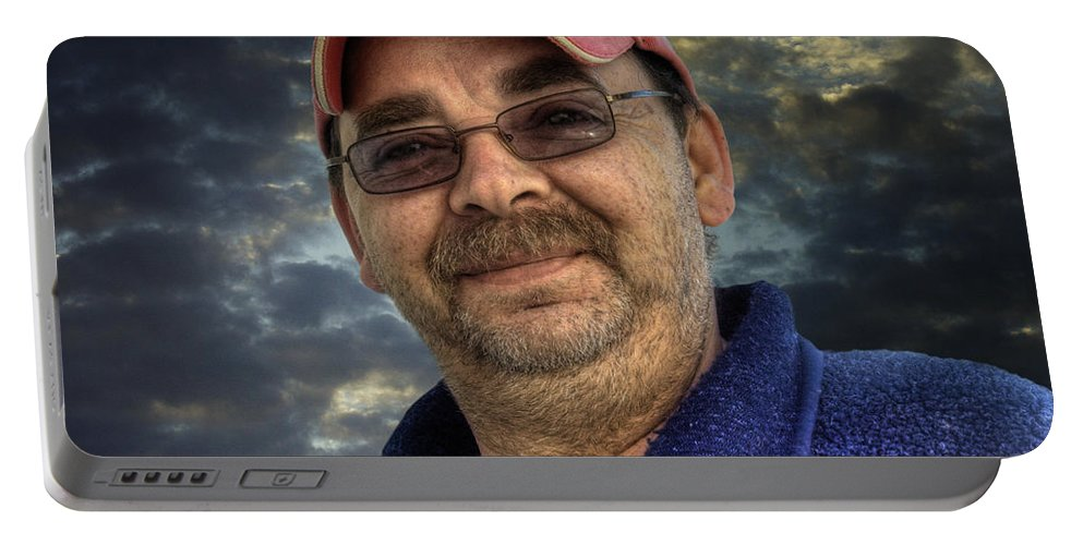 Acrylic Prints Portable Battery Charger featuring the photograph Joe by John Herzog
