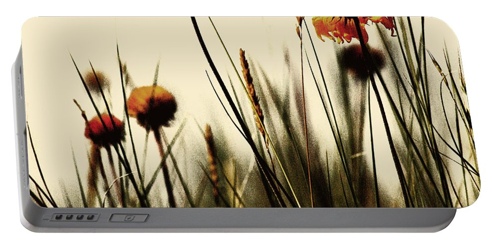 Photographer Framed Prints Portable Battery Charger featuring the photograph Kneel Two Comfort by The Artist Project