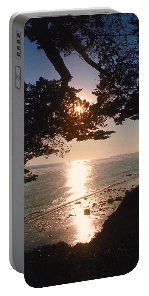 Beach Portable Battery Charger featuring the photograph Life Is A Beach by Jerry McElroy