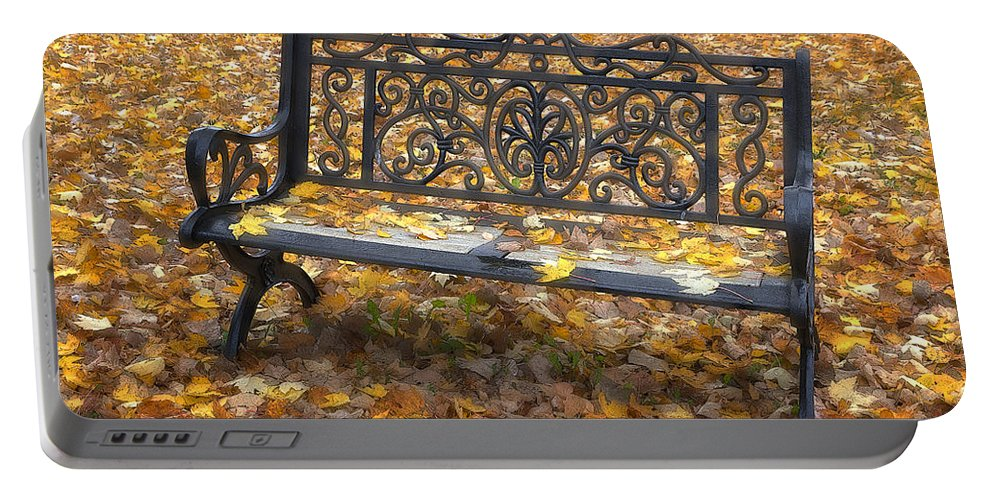 Acrylic Prints Portable Battery Charger featuring the photograph Lovers Gone by John Herzog