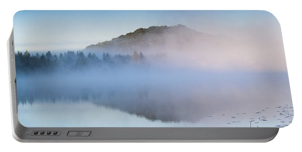 America Portable Battery Charger featuring the photograph Magic Morning by Mircea Costina Photography