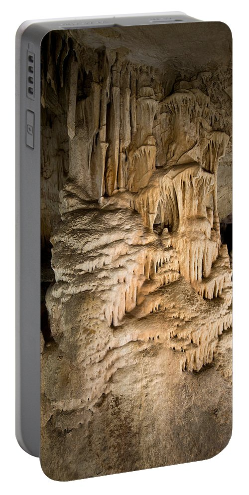 Nerja Portable Battery Charger featuring the photograph Nerja Caves In Spain by Artur Bogacki