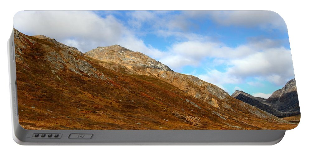 Doug Lloyd Portable Battery Charger featuring the photograph Nice Colors by Doug Lloyd