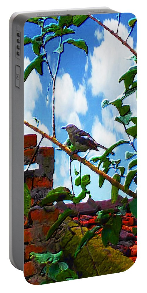 Paula Ayers Portable Battery Charger featuring the photograph Respite by Paula Ayers