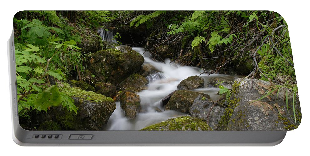 Doug Lloyd Portable Battery Charger featuring the photograph Rolling by Doug Lloyd