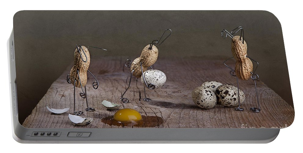 Easter Portable Battery Charger featuring the photograph Simple Things Easter 04 by Nailia Schwarz