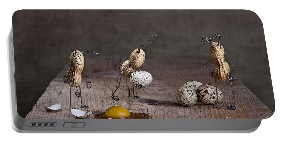 Easter Portable Battery Charger featuring the photograph Simple Things Easter 06 by Nailia Schwarz