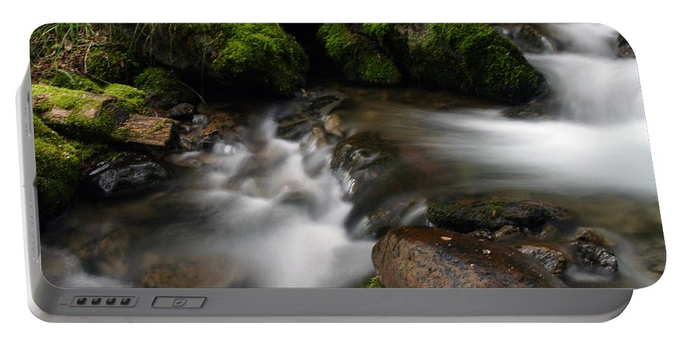 Doug Lloyd Portable Battery Charger featuring the photograph Slow by Doug Lloyd