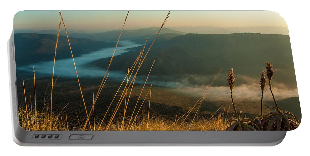 Africa Portable Battery Charger featuring the photograph Smist by Alistair Lyne