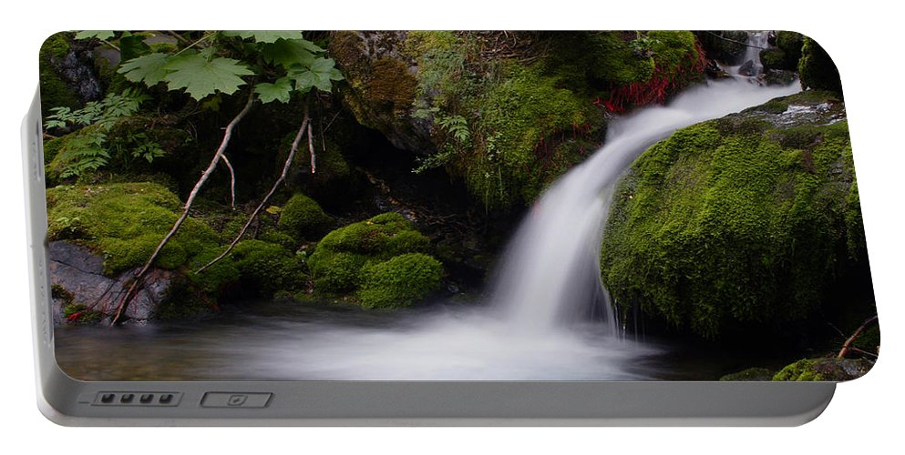 Doug Lloyd Portable Battery Charger featuring the photograph Smooth Pool by Doug Lloyd
