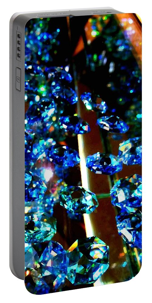 Sparkling Hill Resort Portable Battery Charger featuring the photograph Sparkling Hill Resort 7 by Will Borden