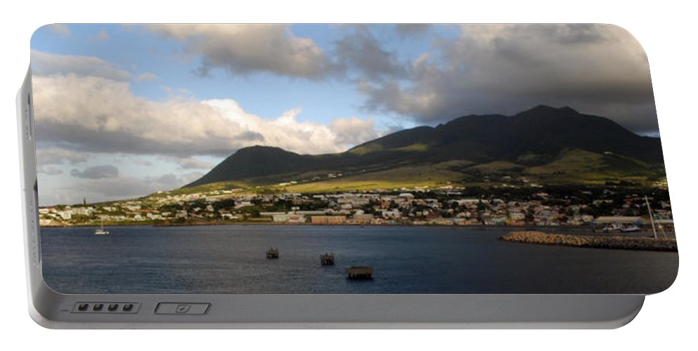 St. Kitts Portable Battery Charger featuring the photograph St. Kitts by Gary Wonning