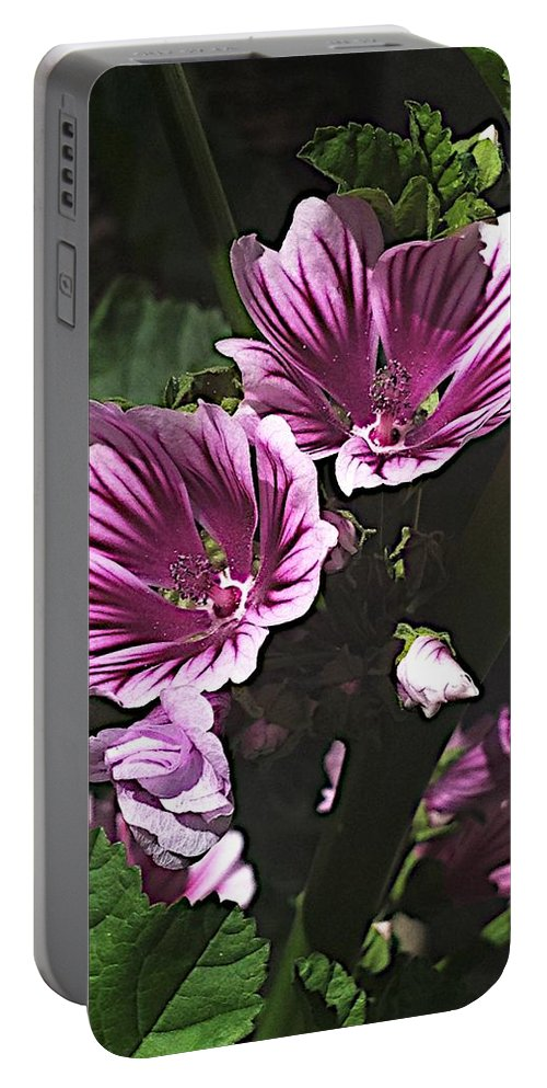 Flowers Portable Battery Charger featuring the photograph Surprise by Joseph Yarbrough