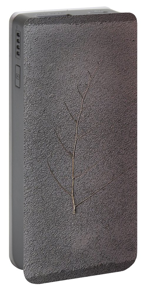 Branch Portable Battery Charger featuring the digital art The Branch by Tim Allen
