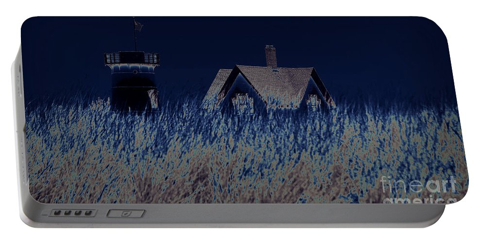 Cape Portable Battery Charger featuring the photograph The Darkness Before The Dawn by Luke Moore