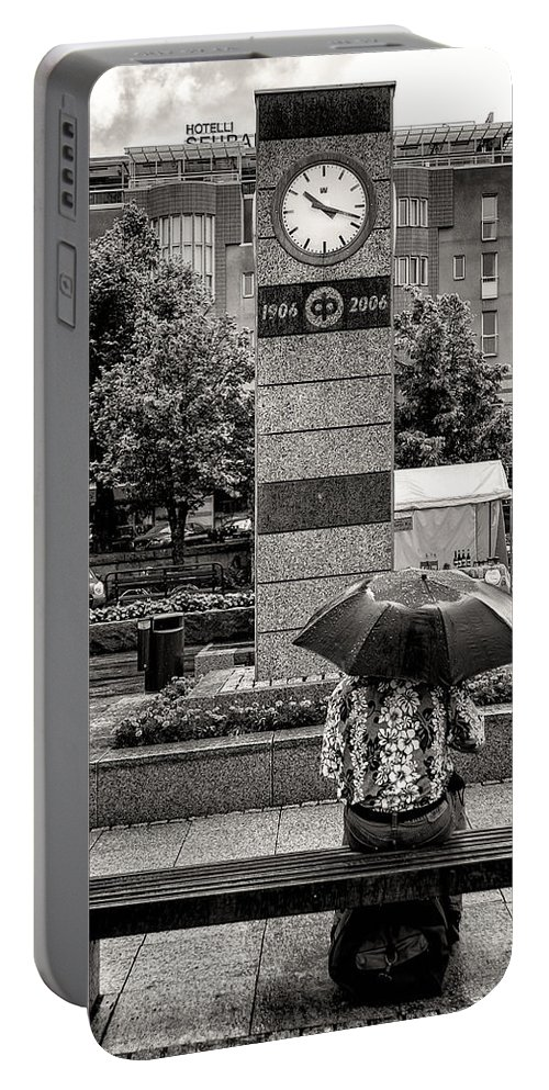 Leisurely Portable Battery Charger featuring the photograph The Leisurely Life by Ari Salmela