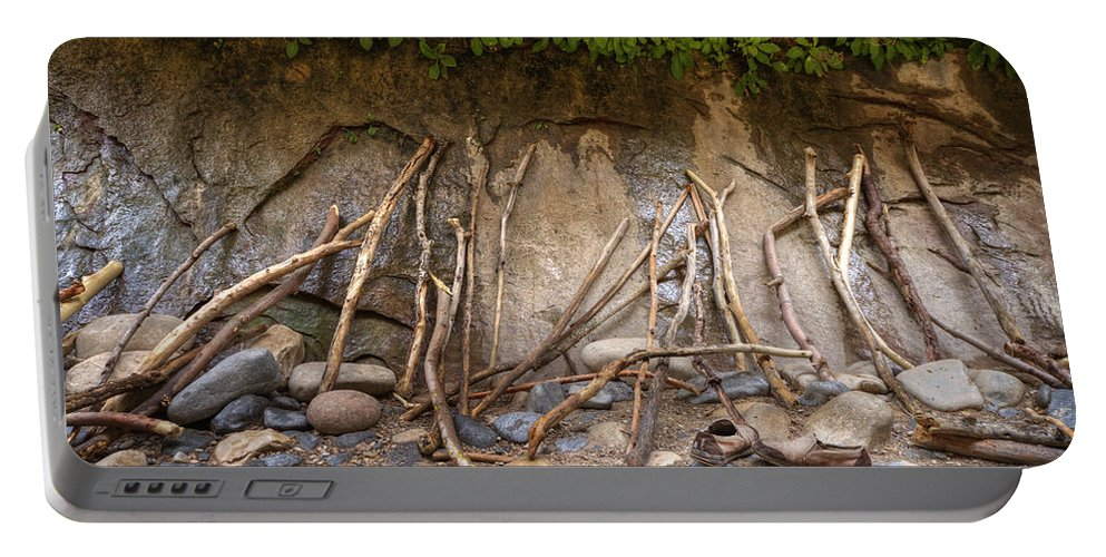 Narrows Portable Battery Charger featuring the photograph The Narrows 3 by Jessica Velasco