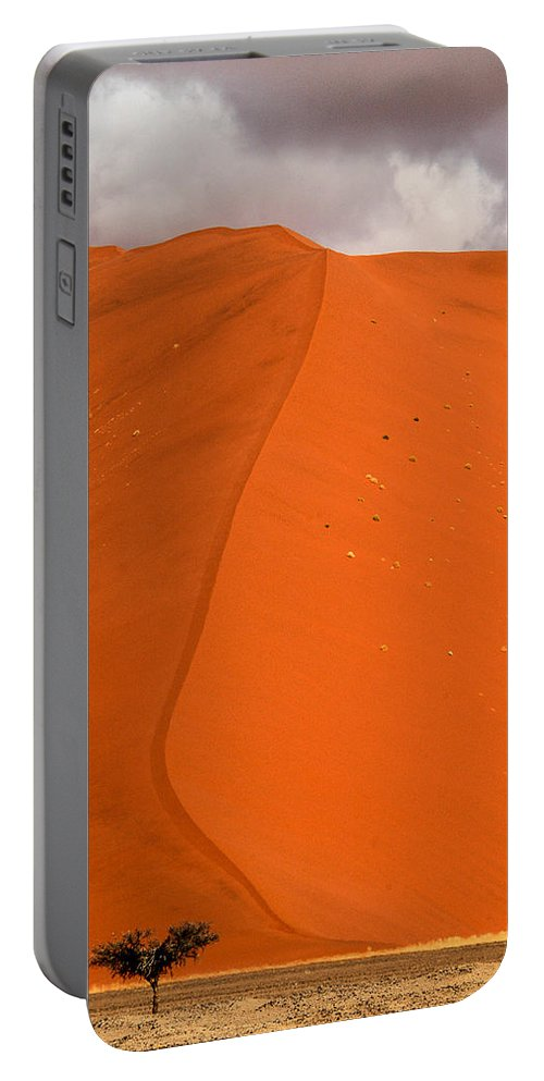 Africa Portable Battery Charger featuring the photograph To The Sky by Alistair Lyne