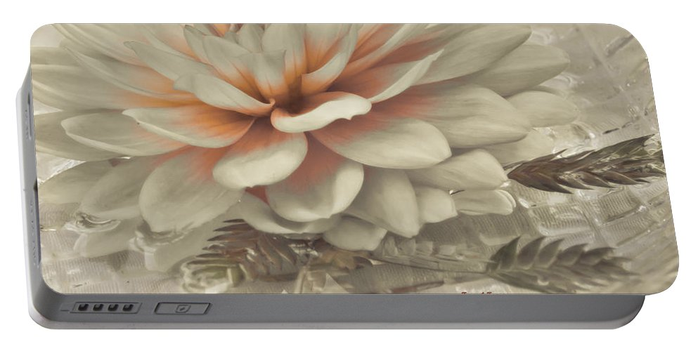Tranquility Portable Battery Charger featuring the photograph Tranquility by Trish Tritz