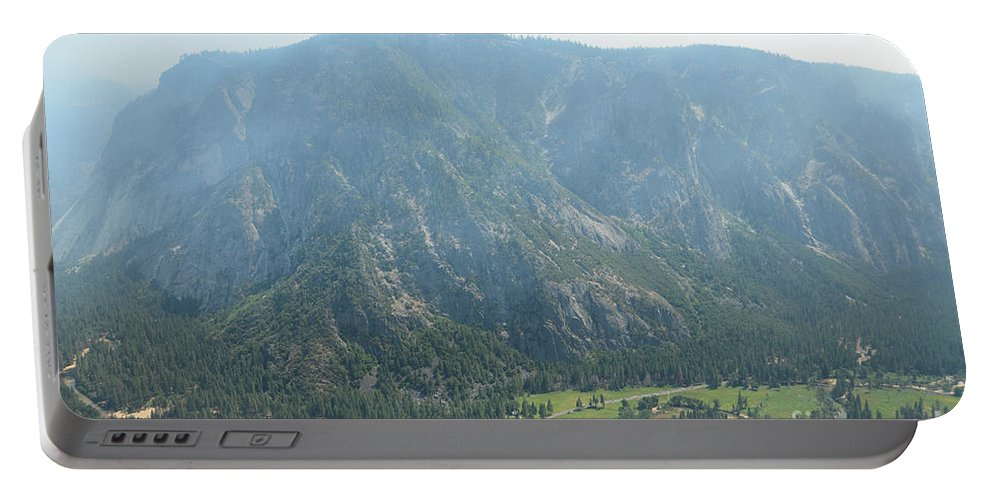 Yosemite National Park Portable Battery Charger featuring the photograph Yosemite Valley by Cassie Marie Photography