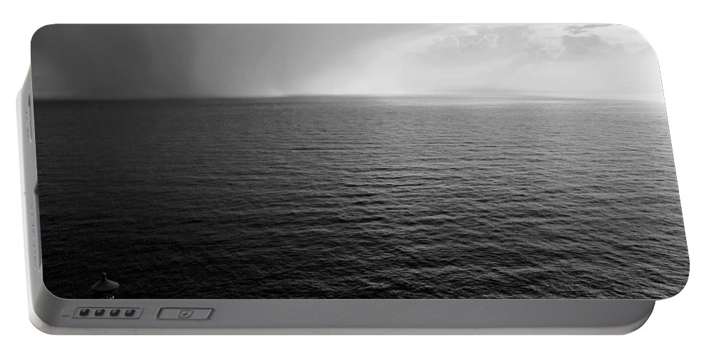 Portable Battery Charger featuring the photograph Molokai Channel by Kevin Smith
