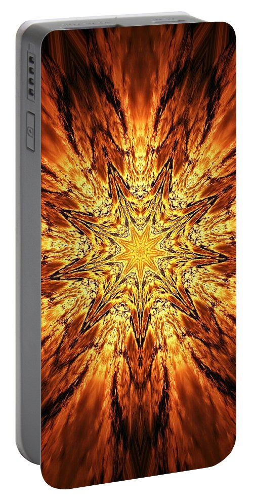 Portable Battery Charger featuring the photograph 015 by Phil Koch
