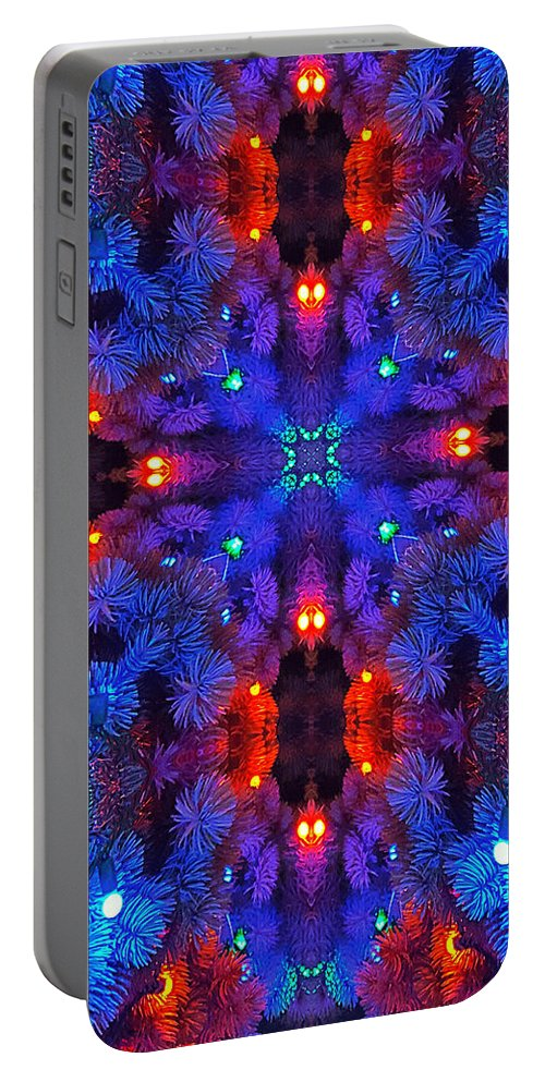 Fine Art Portable Battery Charger featuring the photograph 021 by Phil Koch