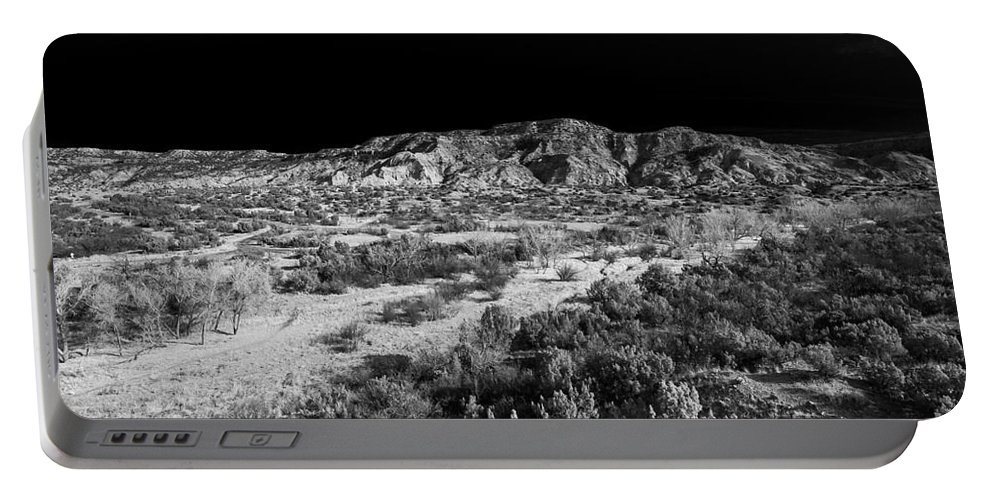 Palo Duro Canyon Portable Battery Charger featuring the photograph 030715 Palo Duro Canyon 039 by Ashley M Conger