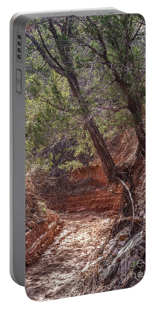 Palo Duro Canyon Portable Battery Charger featuring the photograph 030715 Palo Duro Canyon 066 by Ashley M Conger