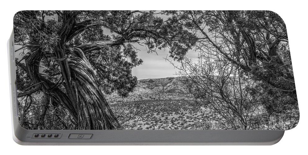 Hdr Portable Battery Charger featuring the photograph 030715 Palo Duro Canyon 105 6 7 by Ashley M Conger