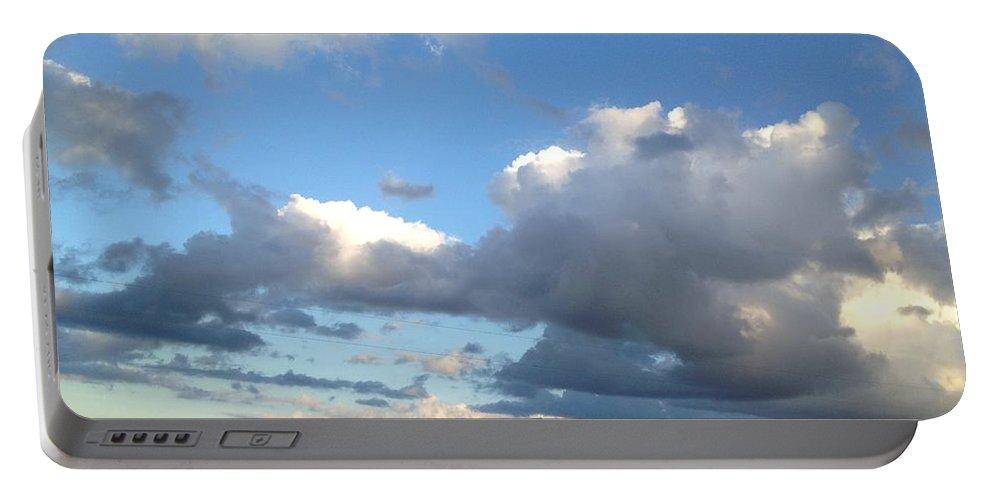 Iphone 4s Portable Battery Charger featuring the photograph 03262013024 by Debbie L Foreman