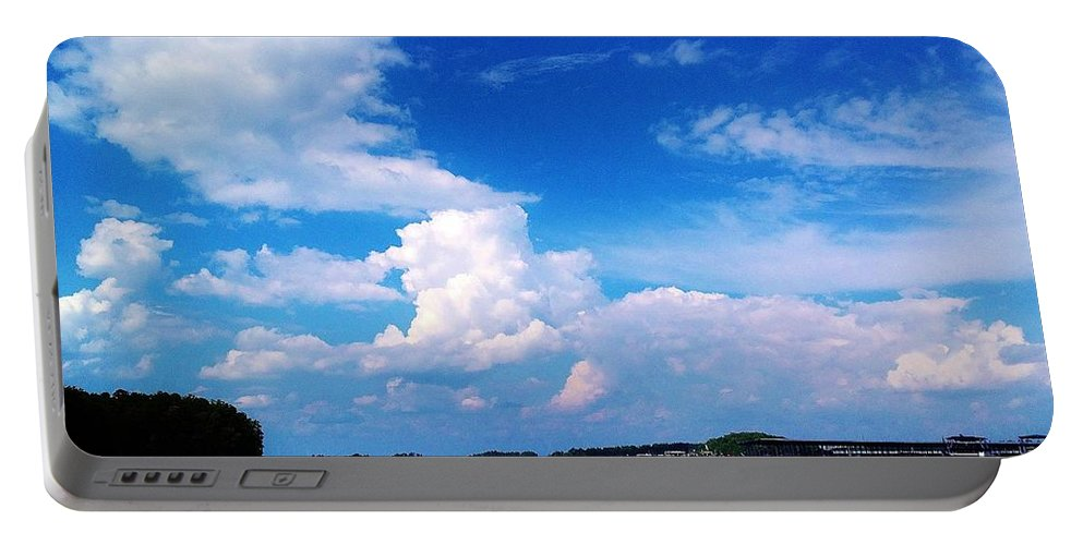 Iphone 4s Portable Battery Charger featuring the photograph 05222012009 by Debbie L Foreman