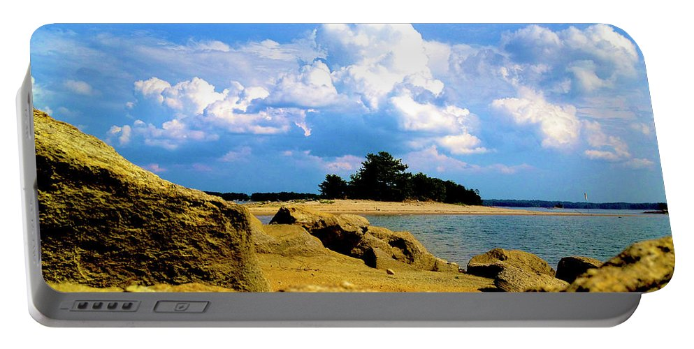 Iphone 4s Portable Battery Charger featuring the photograph 05222012101 by Debbie L Foreman