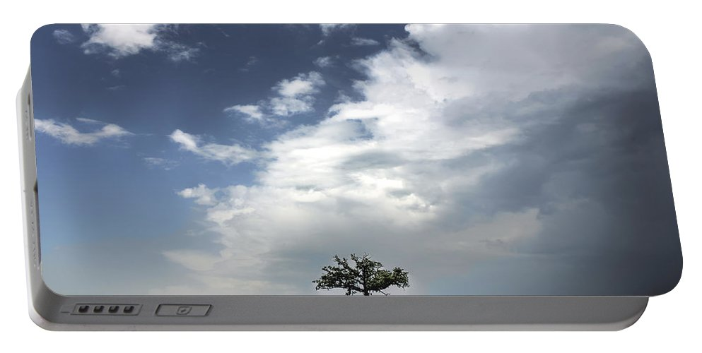 Landscape Portable Battery Charger featuring the photograph After The Storm by Al Mueller