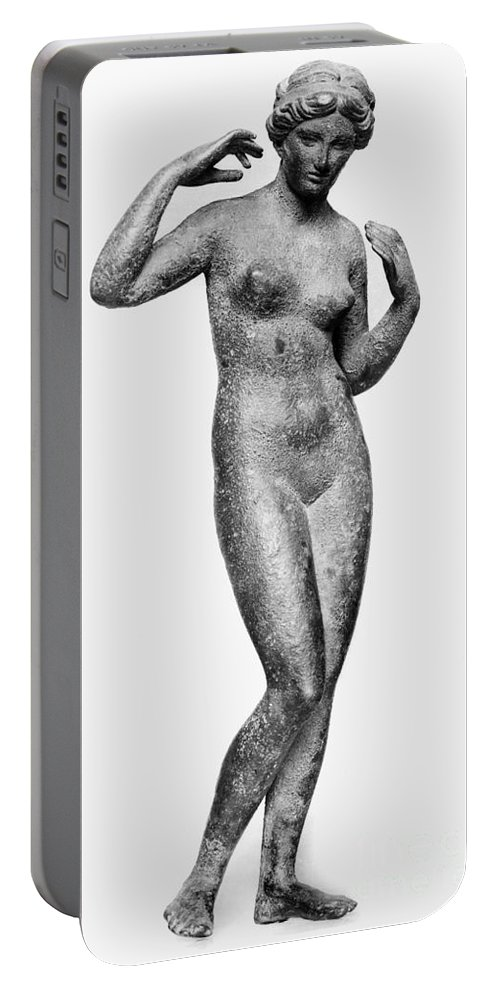 3rd Century B.c. Portable Battery Charger featuring the painting Aphrodite/venus by Granger