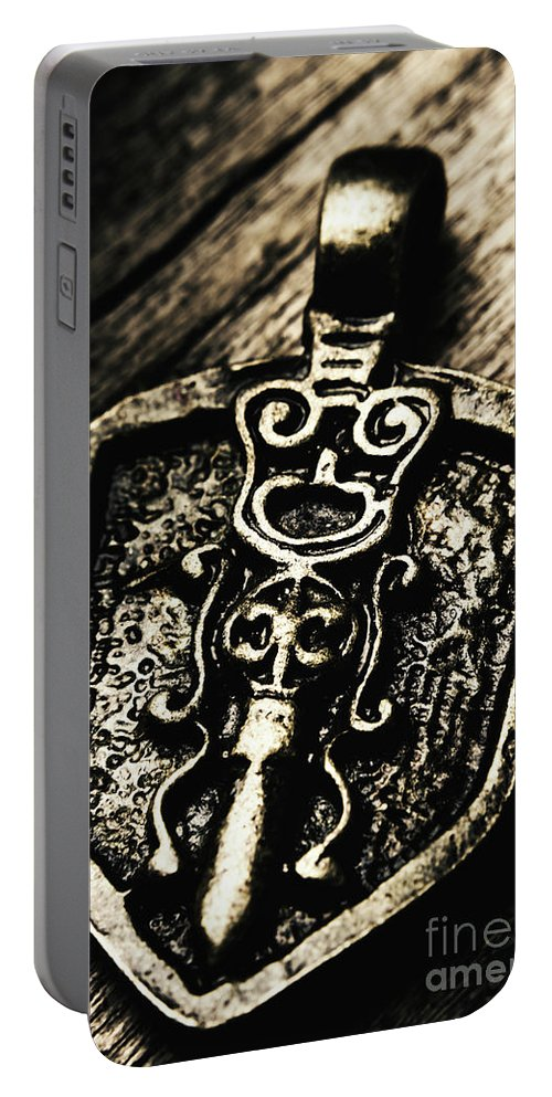 Coat Of Arms Portable Battery Charger featuring the photograph Coat Of Arms by Jorgo Photography - Wall Art Gallery
