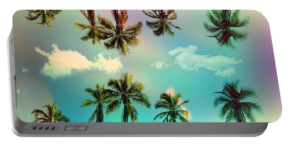 Venice Beach Portable Battery Charger featuring the photograph Florida by Mark Ashkenazi
