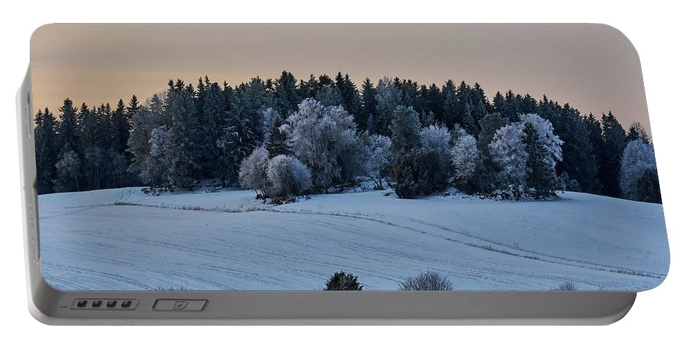 Finland Portable Battery Charger featuring the photograph Mihari by Jouko Lehto