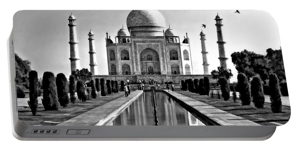 Taj Portable Battery Charger featuring the photograph To Love... by Steve Harrington