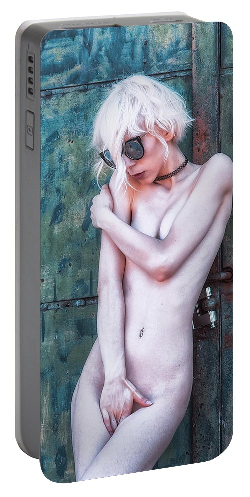 Adult Portable Battery Charger featuring the photograph Kelevra by Traven Milovich