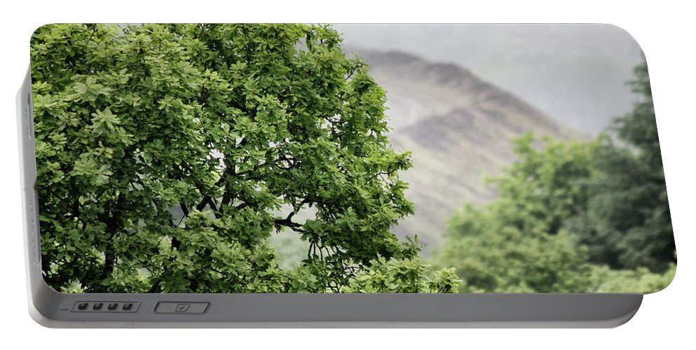 Non_city Portable Battery Charger featuring the photograph Countryside by Frances Lewis