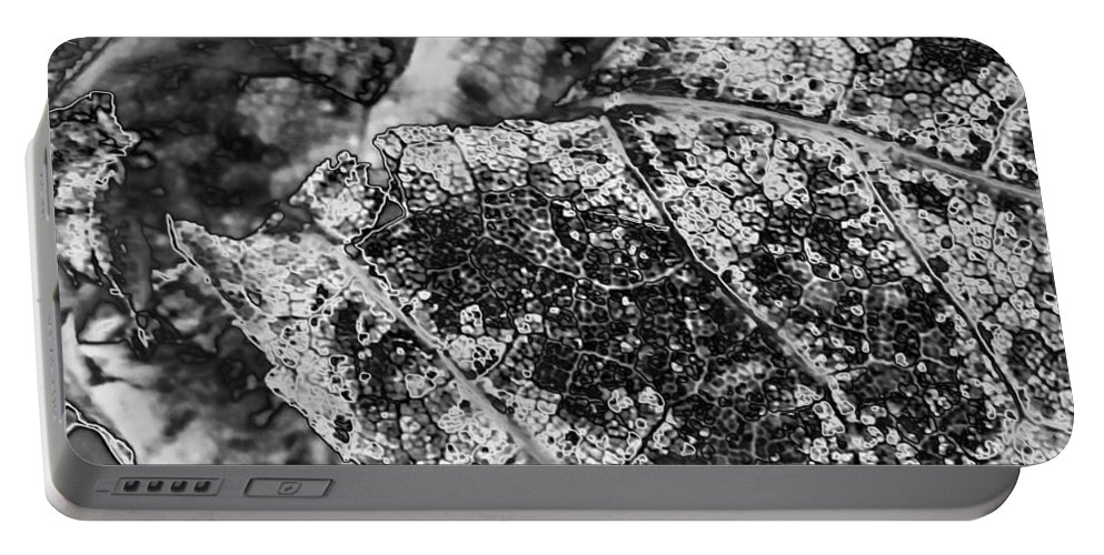 Digital Art Portable Battery Charger featuring the digital art Abstract by Belinda Cox