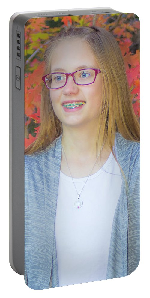 Portable Battery Charger featuring the photograph Family Pictures by Steven Loosli