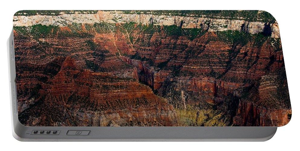 Grand Canyon Portable Battery Charger featuring the photograph Grand Canyon by James BO Insogna