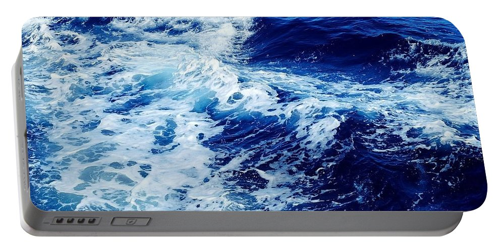 Portable Battery Charger featuring the photograph Ocean by Best Offers