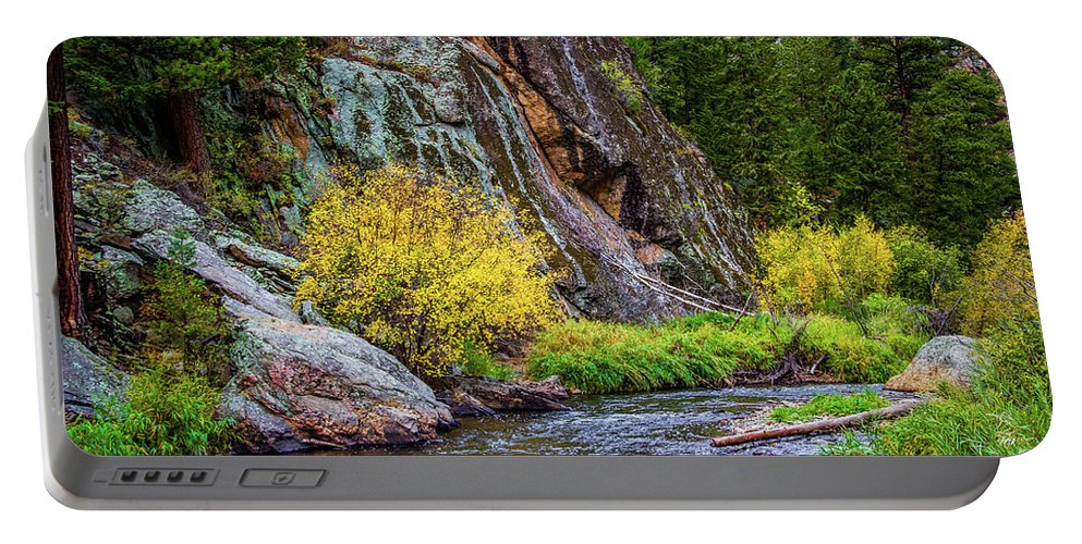 Jon Burch Portable Battery Charger featuring the photograph River Of No Return by Jon Burch Photography