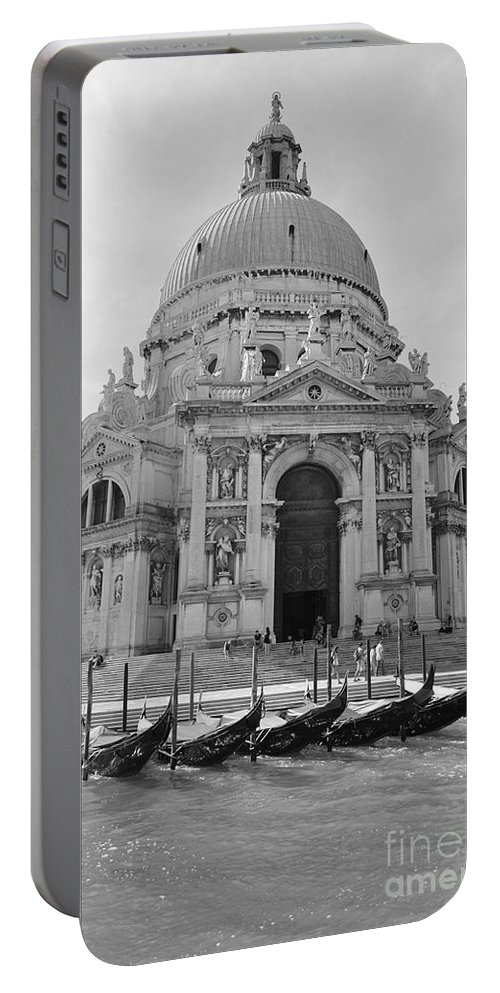 Venice Portable Battery Charger featuring the photograph Venice by Photos By Zulma