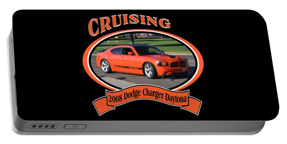 2008 Dodge Charger Daytona Couch Portable Battery Charger For Sale