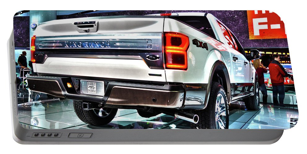 2018 Ford F-150 King Ranch-2 Portable Battery Charger