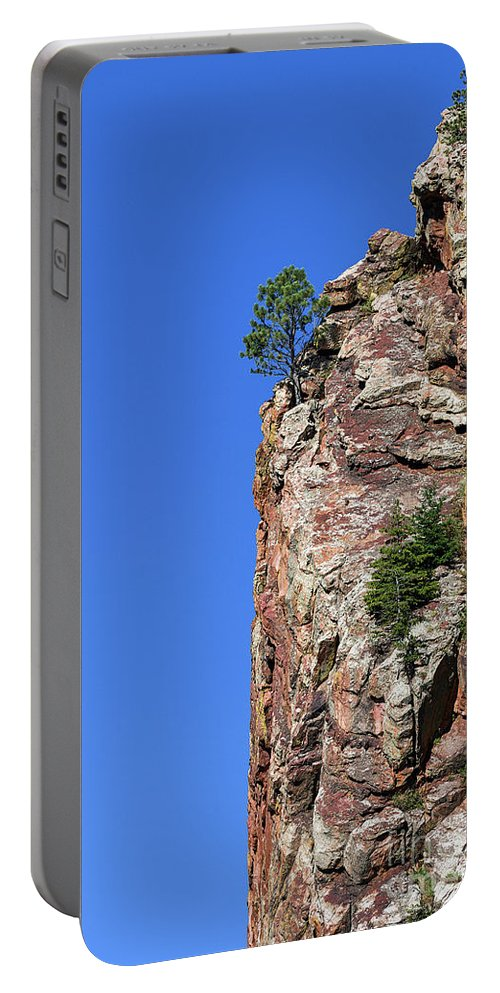 Boulder County Portable Battery Charger featuring the photograph Eldorado Canyon State Park by John Greim